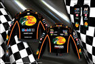 Tony Stewart Bass Pro Kids Cotton Twill Authentic Nascar Jacket-JH Design