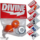 DIVINE Carver Conical Skateboard Bushings Longboard Freeride Slide 5 Hardnesses