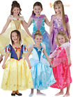 Deluxe Disney Princess Girls Fairytale Fancy Dress Costume Book Week Outfit