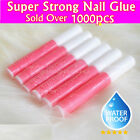 6 X Brand New Super Strong Nail Glue for Acrylic or UV Gel nails - 2g