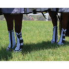 Professionals Choice Fly Boots Breatheable & Fleece Lined Set of 4 All Sizes