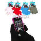 Magic Easy Click Touch Mobile Screen Smartphone Tablet Winter Warm Gloves