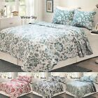 Madison Park 100% Cotton 3-Piece Quilt Set, Bedspread, Coverlet image