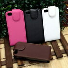 UPICK HQ APPLE Iphone 5 5S 5G Leather PU Case Protect Cover Flip Vertical A1504