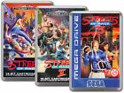 STREETS OF RAGE 1 2 AND 3 Sega Megadrive Game Cover Art Fridge Magnet