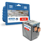 NEOPOST FRANKING MACHINE 300842 BLUE COMPATIBLE INK CARTRIDGE 10261-800