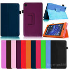 Folio Leather Case Cover Sleep/Wake for Google New Nexus 7 FHD 2nd Gen 2013