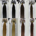 "New Style 18""-22"" (High Quality) Nail/U-Tip Remy Human Hair EXTENSION 100S 1g/s"
