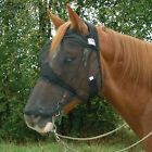 CASHEL CRUSADER QUIET RIDE FLY MASK LONG NOSE HORSE TACK