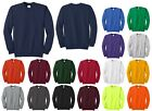 MEN'S PREMIUM COTTON/POLY MID-WEIGHT, CREWNECK, SWEATSHIRT, S-4XL, TALL LT-4XLT