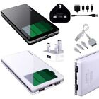 12000MAH Portable Power-Bank Backup Battery USB Charger For HTC One V N More