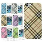 1x New Checker Design Hard case back cover for iphone 5 5S