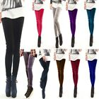 Fashion Sexy Women Velvet Leggings Velour Skinny Stretchy Pants Leggings