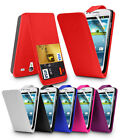 NEW LEATHER FLIP SERIES CASE FOR SAMSUNG GALAXY S3 MINI & SCREEN PROTECTOR