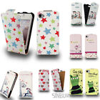 STYLISH LEATHER FLIP CASE COVER FOR Samsung Galaxy S4 Mini i9190 + LCD PROTECTOR