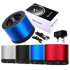 V9 Wireless Portable Bluetooth Rechargeable SD Card Speaker For Samsung I9500