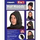 Hot Hoodz Fleece Hood Beanie Scarf Balaclava Bag Mens Women