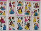 Disney Princess Hello Kitty 10 sheets stickers girls party loot bags fashion
