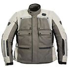 Rev'it Cayenne Pro Motorcycle Jacket - Grey - Black