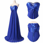 New Dresses Wedding Bridesmaid Evening Party Formal Prom Dress Gown All In Stock