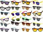 C3003 Lot of Random Pairs Plastic Generic Wayfarer Fashion Sunglasses Combos