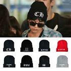 Unisex Hiphop Cap Fashion Beanie Warm Ski Knit Winter Women Men Cool Hat