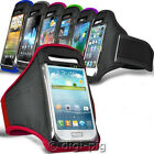 COLOUR SPORTS ARMBAND STRAP POUCH CASES FOR MOST HTC MOBILE PHONES