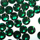 Emerald (205) Swarovski 2038/2028 6ss Crystal Flatbacks Hotfix Iron-on 2mm ss6