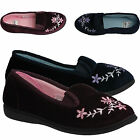 LADIES WOMENS GIRLS COMFORTABLE SLIP ON LOAFER MULE SLIPPER SIZES 3 4 5 6 7 8 9
