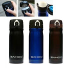 New Bike Bicycle 350ml Sports Stainless Steel Water Bottle Office Vacuum Flask