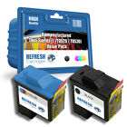 REMANUFACTURED TWINPACK DELL T0529 / T0530 PRINTER INK CARTRIDGES - 1 FULL SET