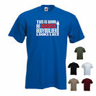 'This is What an Awesome Bodybuilder Looks Like' Bodybuilder Funny T-shirt Tee
