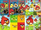 Official Angry Birds Birthday Card -  Various Designs to Choose From