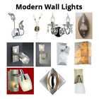 Modern Wall Light - Crystal Glass Adjustable Angle Switched