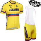 Suarez Men's Colombia National Team Yellow Kit - As worn at London 2012 Olympics