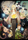 HOWL'S MOVING CASTLE, Hayao Miyazaki A3 or A4 Poster