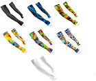 Cycling Endurance Thumb Hole  Biking Arm Warmers Long Sleeve Bike Sleeves