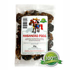 Dried Chilli -  Whole Dried Habanero Pods 10g to 1kg. Highest Quality