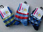 HUDSON Kindersocken Kids Socke Dreiecksmuster Socken FASHION Gr. 23-34 NEU