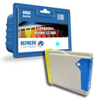 1 COMPATIBLE BROTHER LC1000C CYAN INK CARTRIDGE FOR DCP MFC SERIES PRINTERS