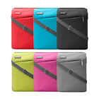 Tablet Shoulder Messenger Bag Sleeve Case For Apple New iPad Air, iPad 4, 3, 2,1