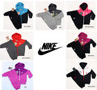 NIKE BABIES INFANTS KIDS TRACKSUIT FULL ZIP SUIT TOP & JOGGING BOTTOMS 3M - 36M