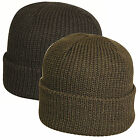 HIGHLANDER One Size Fits all Knitted Style Winter Watch Hat Ideal for Outdoor