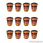 Spicy Chicken Cup Ramyun 12,6,3 Packs Korean Noodle Ramen BULDAK BOKKEUM MYUN
