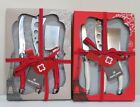 Marie Claire 3 Piece Cheese Knife Set In Gift Box (2 Colours to Choose From)
