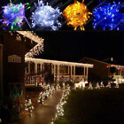 30/100/200m led string Fairy lights lighting Xmas Christmas Party garden Outdoor