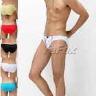 New Sexy Men's Smooth Underwear Y-Front low rise Briefs Shorts UK FREESHIP NWT