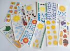 Creative Memories 2x5 Studio Sticker Strip~U Choose One~Sun, Planting, Summer