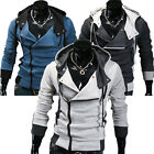 Stylish Mens SWEATSHIRT Hoodie Costume Coat Jacket Hoody UK Stock