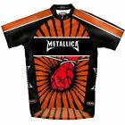 METALLICA - ST. ANGER - OFFICIAL MENS CYCLING JERSEY (SHIRT) - LARGE (L)